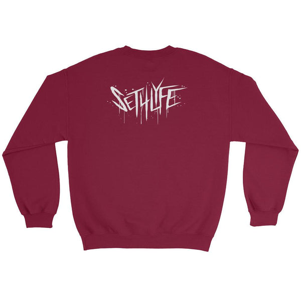 Set 4 Lyfe Apparel - DRIP SWEATER - Clothing Brand - Graphic Sweatshirt - SET4LYFE Apparel