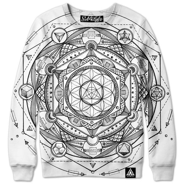 ESOTERIC LIGHT SWEATSHIRT - READY TO SHIP