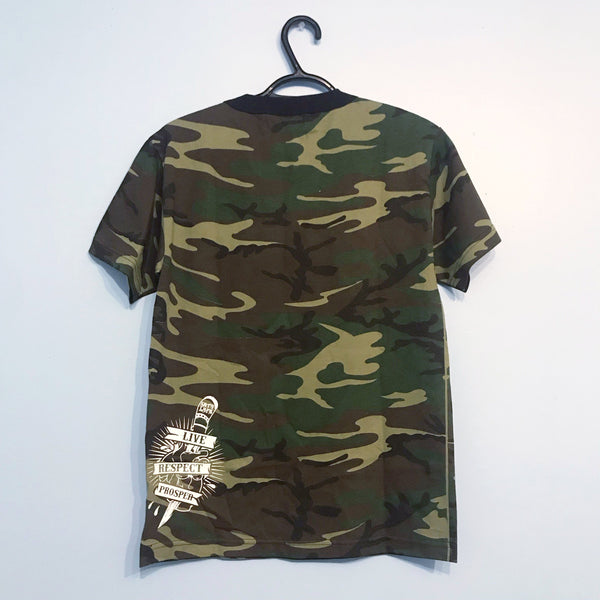 DAGGER RINGER CAMO T (Clearance)