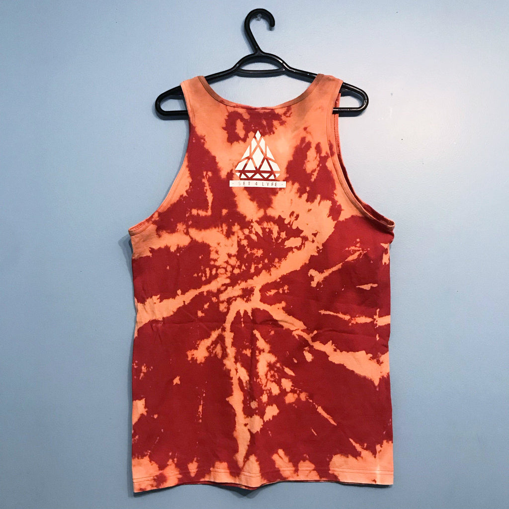 BREAKDOWNS ACID WASH TANKTOP (Clearance)