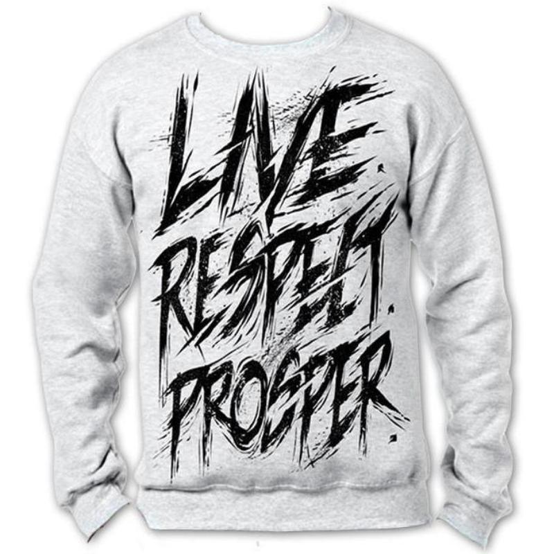Set 4 Lyfe - LRP SWEATSHIRT - Clothing Brand - Graphic Sweatshirt - SET4LYFE Apparel