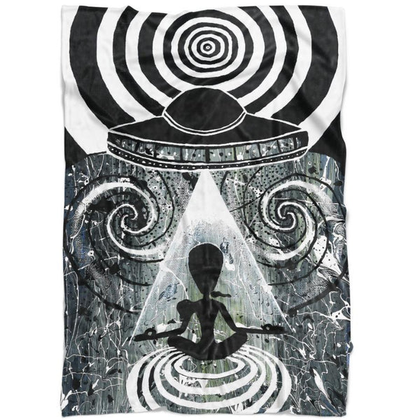 Set 4 Lyfe / JG Creationz - MIND CONTROL BLANKET - Clothing Brand - Blanket - SET4LYFE Apparel