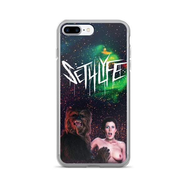 BAD CHEWIE - iPhone 7/7 Plus Case-Set 4 Lyfe Apparel