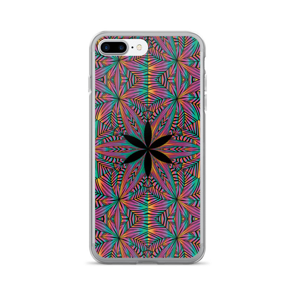 Set 4 Lyfe / Rooz Kashani - GROOVY STARSEED - iPhone 7/7 Plus Case - Clothing Brand - Phone Cases - SET4LYFE Apparel