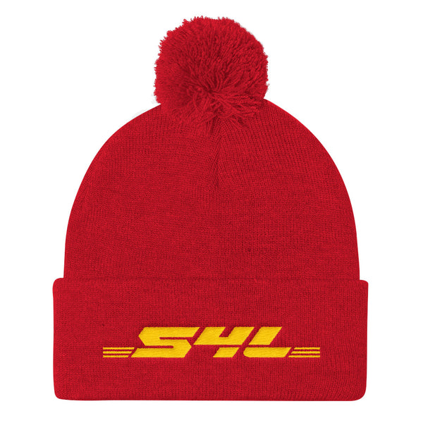 Set 4 Lyfe / Mattaio - S4L EXPRESS POM BEANIE - Clothing Brand - Hat - SET4LYFE Apparel