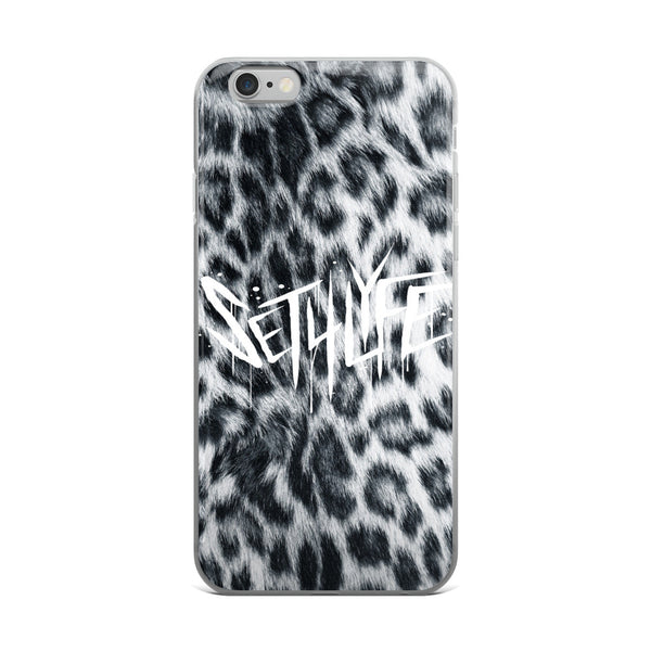 Set 4 Lyfe - PANTHERA - iPhone 5/5s/Se, 6/6s, 6/6s Plus Case - Clothing Brand - Phone Cases - SET4LYFE Apparel