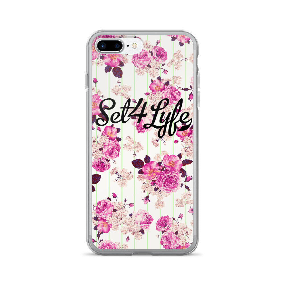 Set 4 Lyfe - BLOOM - iPhone 7/7 Plus Case - Clothing Brand - Phone Cases - SET4LYFE Apparel