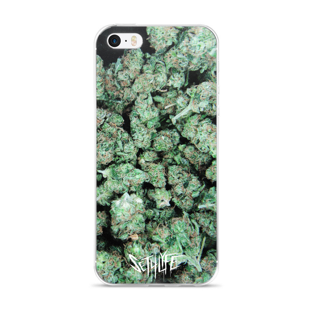 BUDS - iPhone 5/5s/Se, 6/6s, 6/6s Plus Case