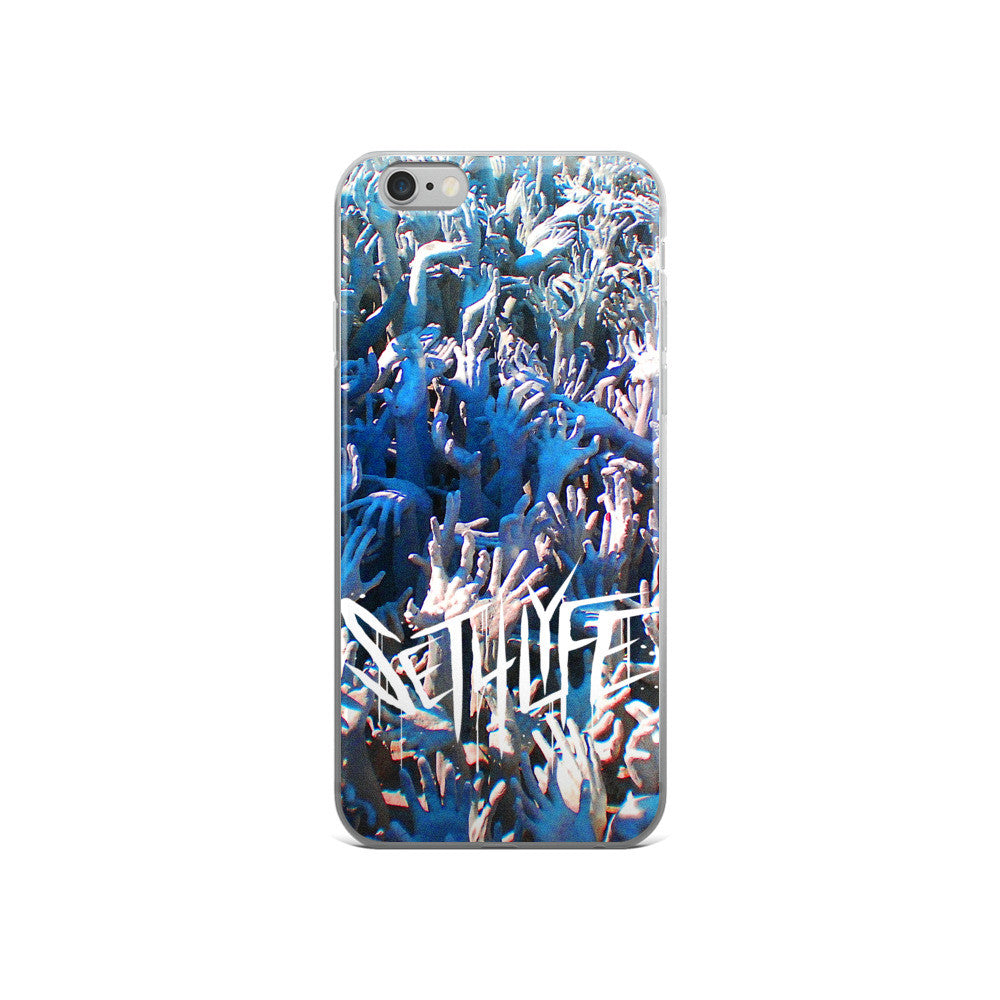 Set 4 Lyfe - HANDS - iPhone 5/5s/Se, 6/6s, 6/6s Plus Case - Clothing Brand - Phone Cases - SET4LYFE Apparel