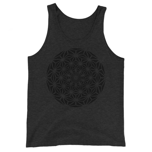 ASANOA SPHERE GRAPHIC TANKTOP