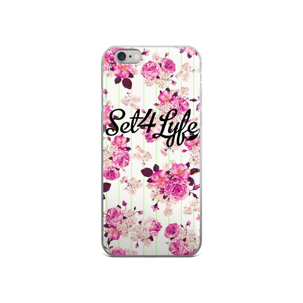 BLOOM - iPhone 5/5s/Se, 6/6s, 6/6s Plus Case