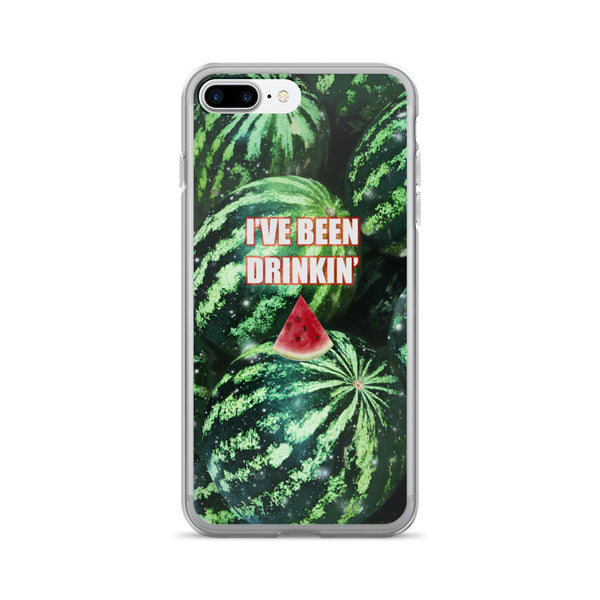 WATERMELON - iPhone 7/7 Plus Case-Set 4 Lyfe Apparel