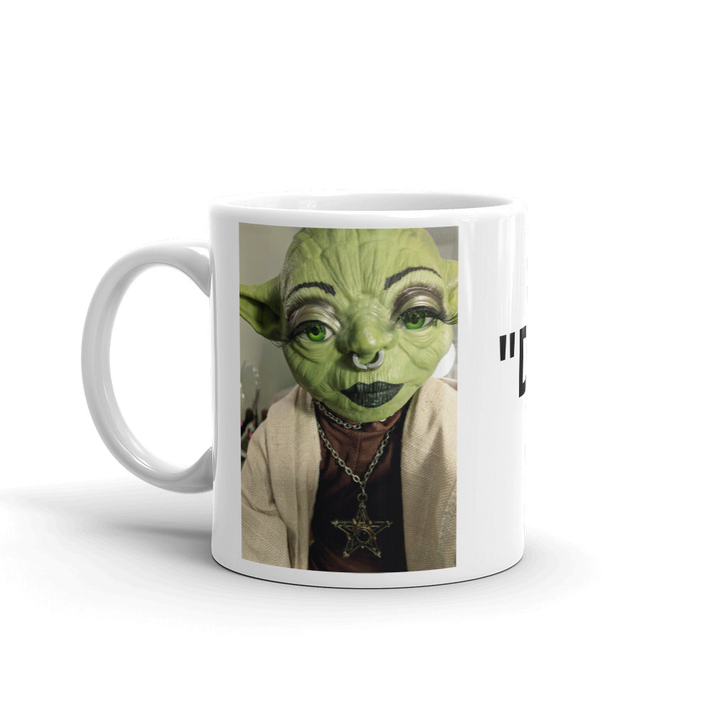 Set 4 Lyfe / Yoduh - DAZZLE YODUH MUG - Clothing Brand - Mug - SET4LYFE Apparel