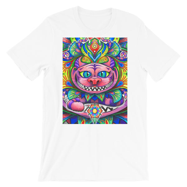 CHESHIRE CAT GRAPHIC T