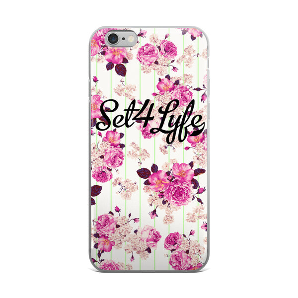 Set 4 Lyfe - BLOOM - iPhone 5/5s/Se, 6/6s, 6/6s Plus Case - Clothing Brand - Phone Cases - SET4LYFE Apparel