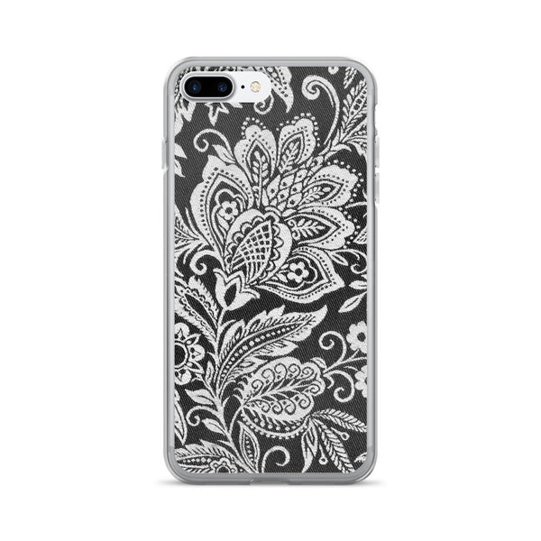 FLORALLY - iPhone 7/7 Plus Case-Set 4 Lyfe Apparel