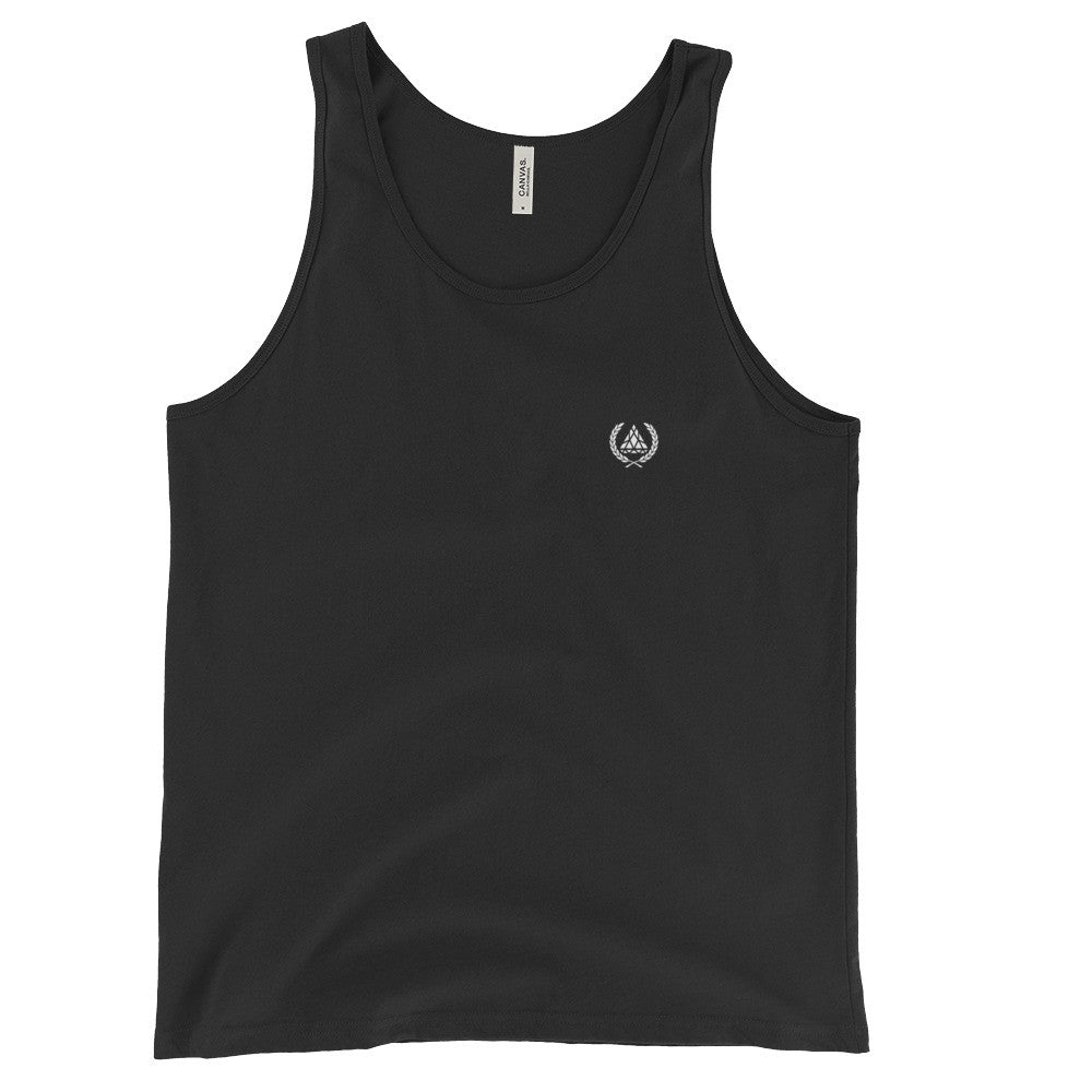 Set 4 Lyfe Apparel - CREST TANKTOP - Clothing Brand - Graphic Tanktop - SET4LYFE Apparel