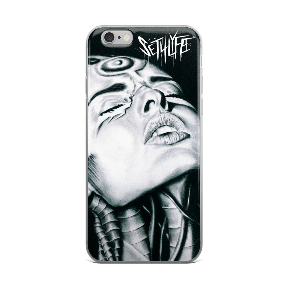 Set 4 Lyfe / Maria Joaquin - ORGASNISM - iPhone 5/5s/Se, 6/6s, 6/6s Plus Case - Clothing Brand - Phone Cases - SET4LYFE Apparel