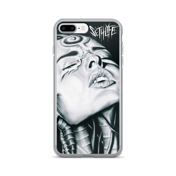 Set 4 Lyfe / Maria Joaquin - ORGASNISM - iPhone 7/7 Plus Case - Clothing Brand - Phone Cases - SET4LYFE Apparel