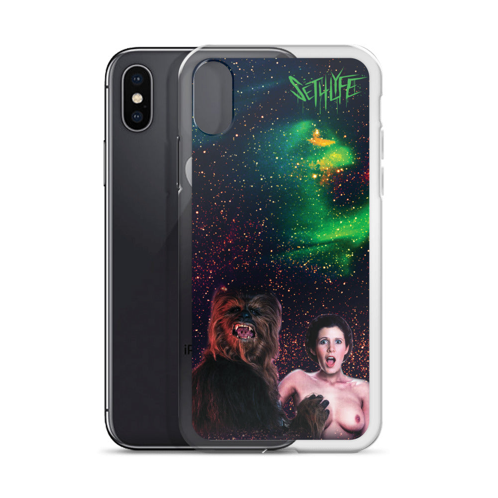 Set 4 Lyfe - BAD CHEWIE - IPHONE 7/8, 7/8 PLUS, X CASE - Clothing Brand - Phone Cases - SET4LYFE Apparel