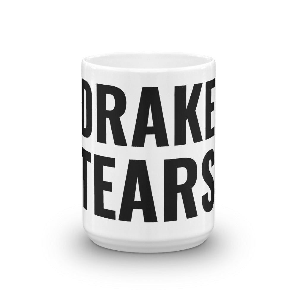 Set 4 Lyfe Apparel - Drake Tears Mug - Clothing Brand - Mug - SET4LYFE Apparel