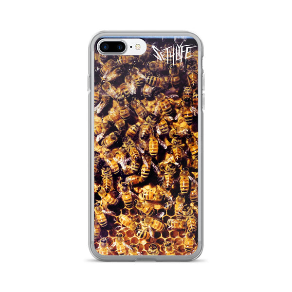 Set 4 Lyfe - BEES - iPhone 7/7 Plus Case - Clothing Brand - Phone Cases - SET4LYFE Apparel