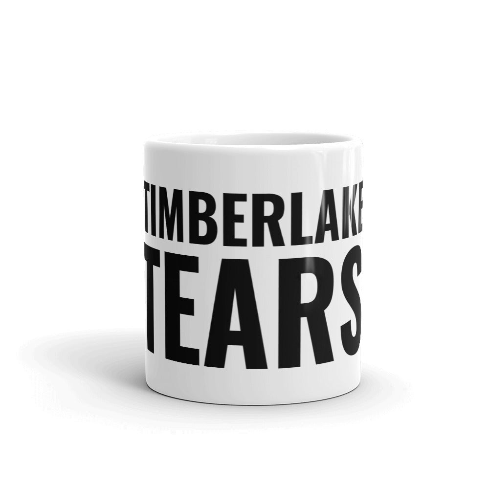 Set 4 Lyfe Apparel - Timberlake Tears Mug - Clothing Brand - Mug - SET4LYFE Apparel