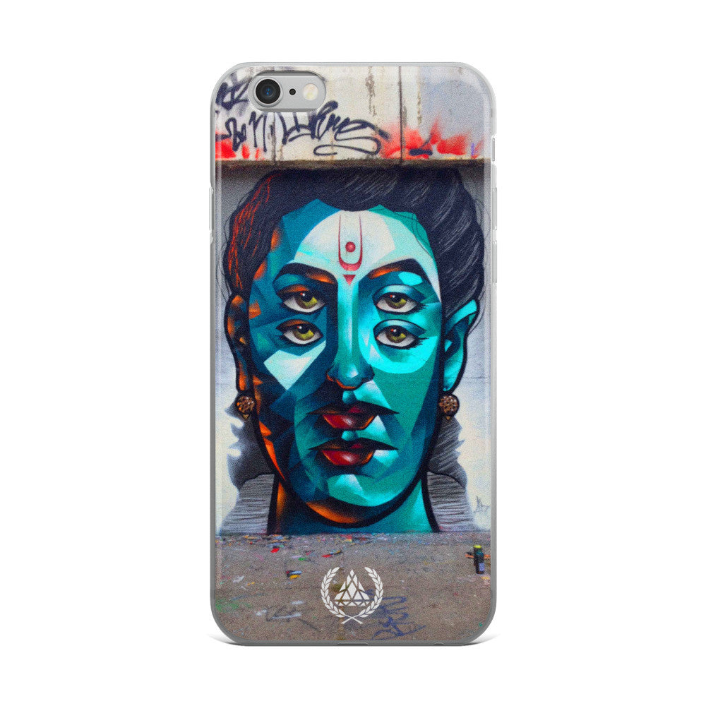 Set 4 Lyfe / Šnioka - BACK ALLEY - iPhone 5/5s/Se, 6/6s, 6/6s Plus Case - Clothing Brand - Phone Cases - SET4LYFE Apparel