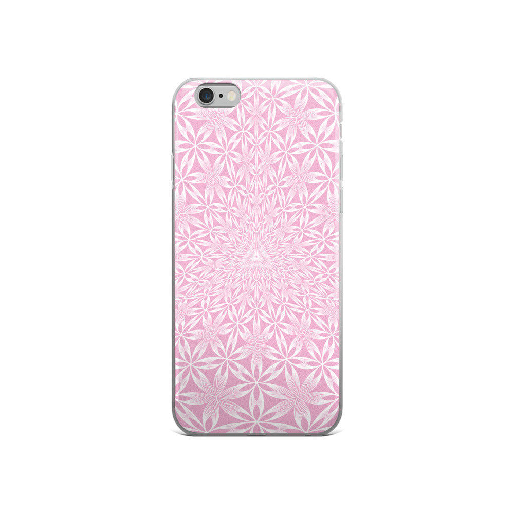Set 4 Lyfe / Rooz Kashani - PORT PINK - iPhone 5/5s/Se, 6/6s, 6/6s Plus Case - Clothing Brand - Phone Cases - SET4LYFE Apparel
