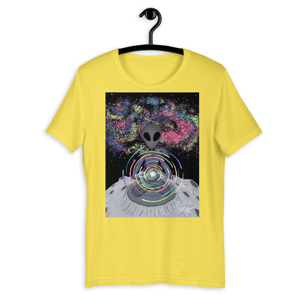 ALIEN BRAINWASH GRAPHIC T