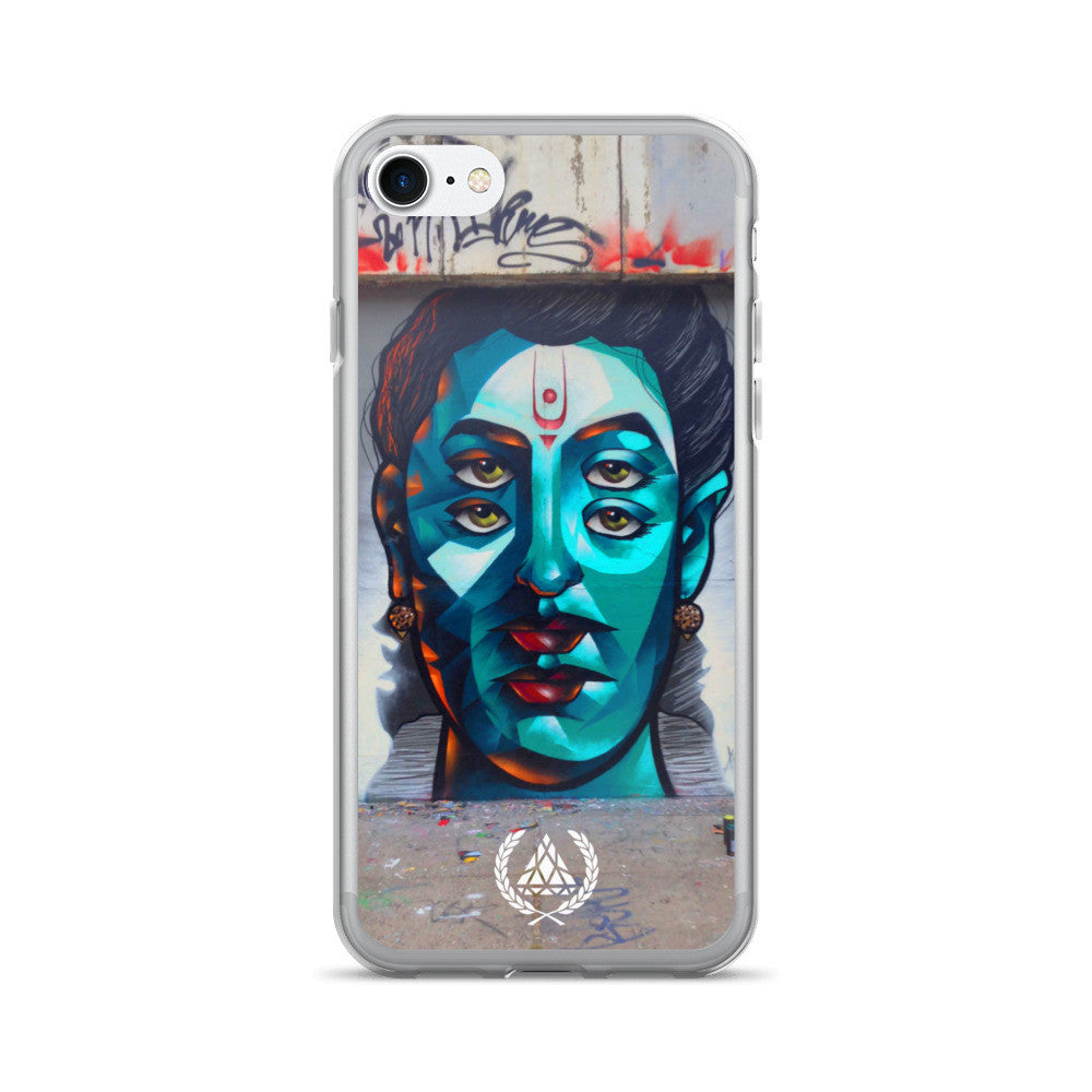 BACK ALLEY - iPhone 7/7 Plus Case-Set 4 Lyfe Apparel