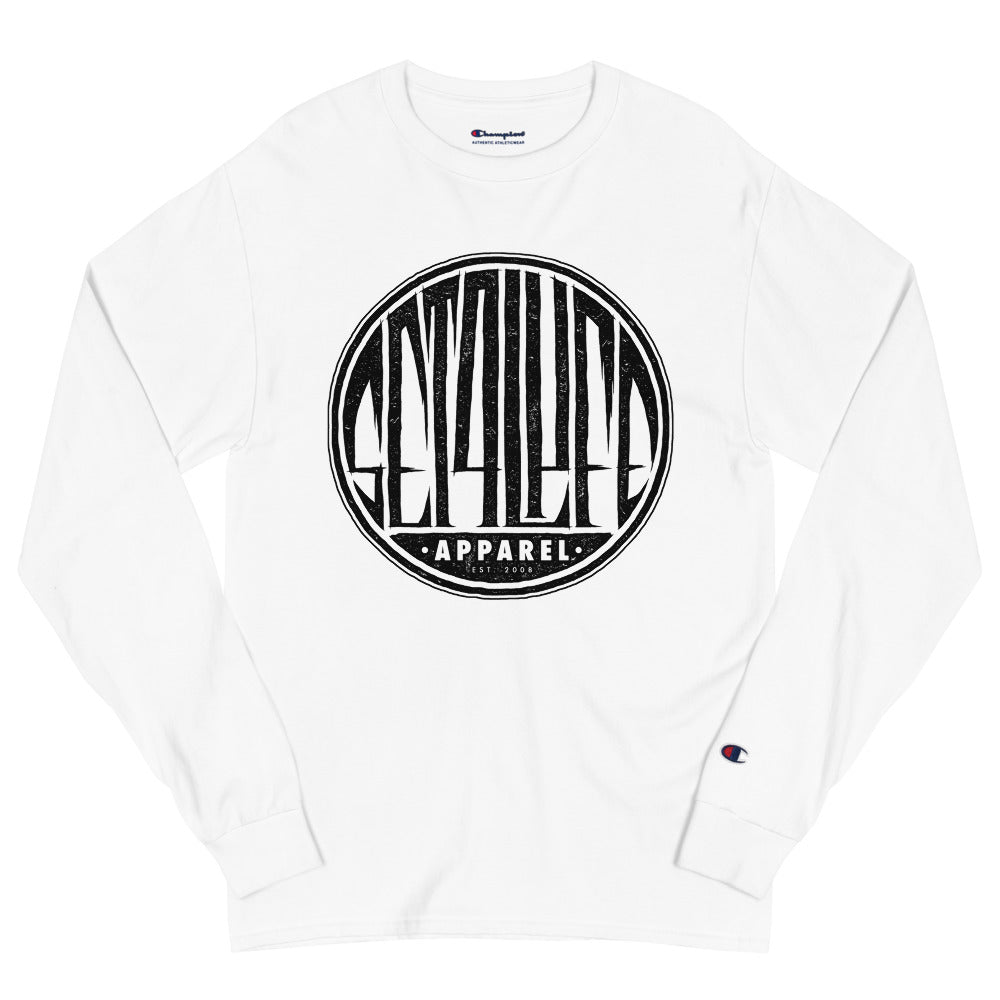 THOMAS LONG SLEEVE T x CHAMPION