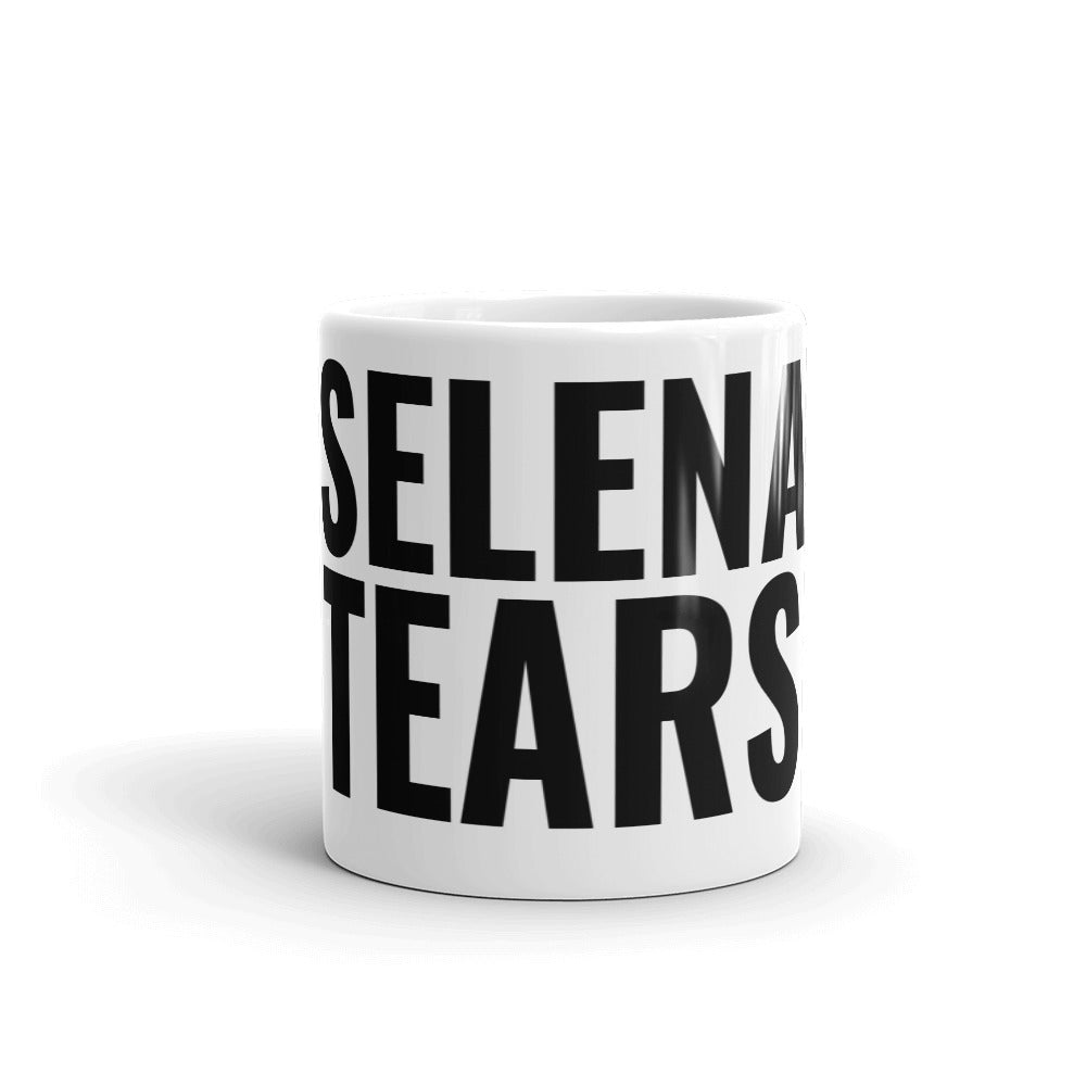 Set 4 Lyfe Apparel - Selena Tears Mug - Clothing Brand - Mug - SET4LYFE Apparel