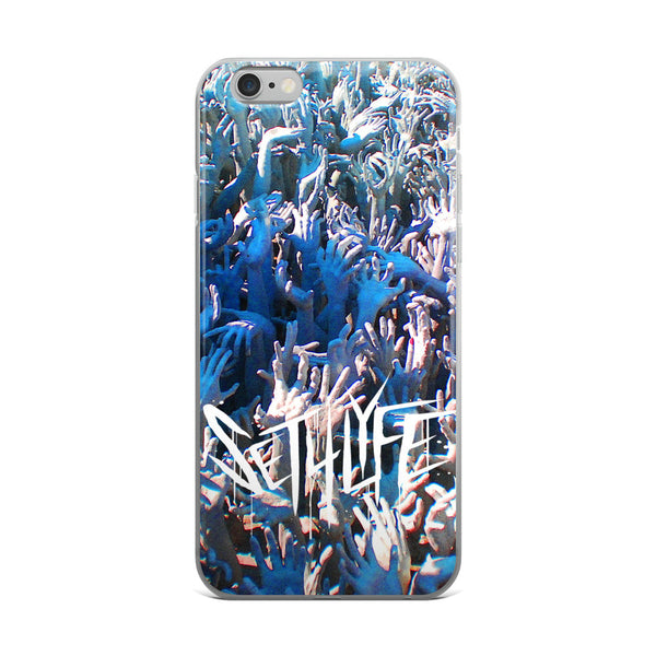 HANDS - iPhone 5/5s/Se, 6/6s, 6/6s Plus Case-Set 4 Lyfe Apparel
