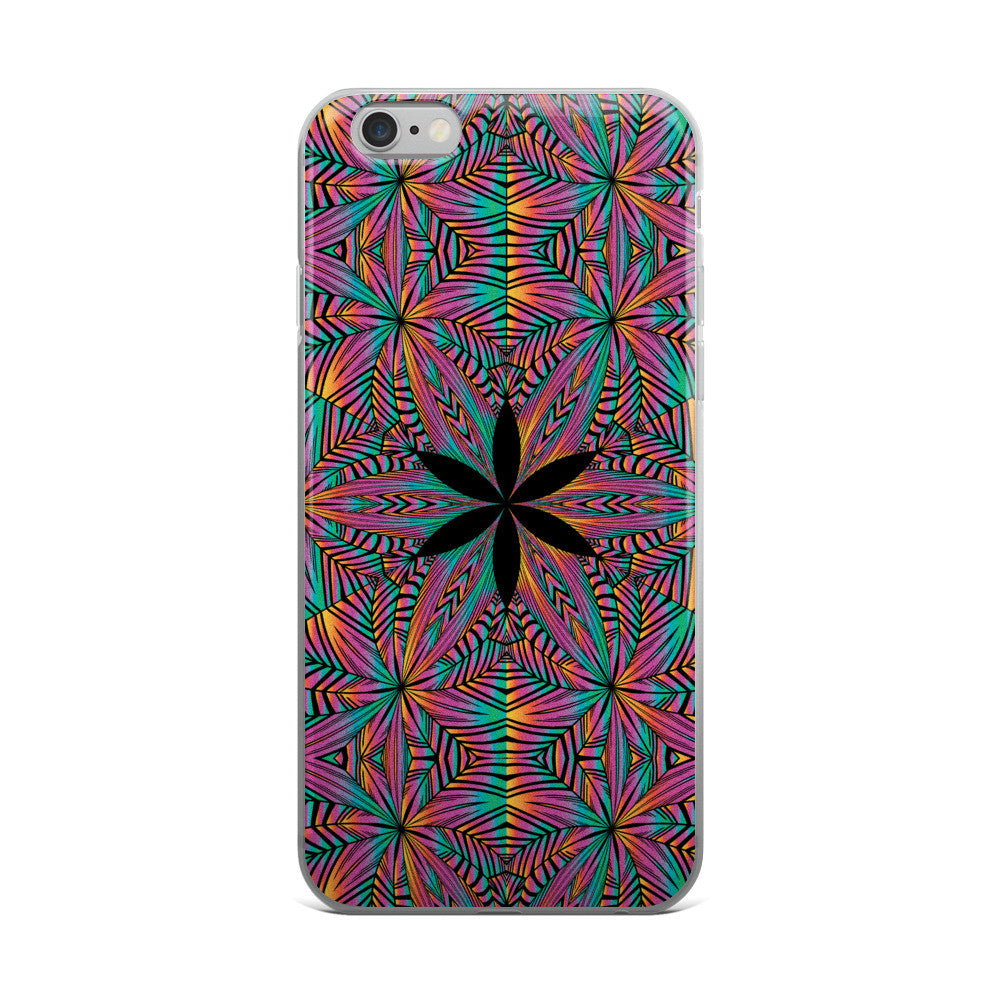 Set 4 Lyfe / Rooz Kashani - GROOVY STARSEED - iPhone 5/5s/Se, 6/6s, 6/6s Plus Case - Clothing Brand - Phone Cases - SET4LYFE Apparel