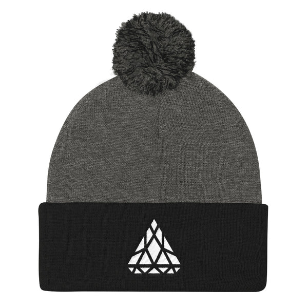 Set 4 Lyfe - DIAMOND POM POM BEANIE - Clothing Brand - Hat - SET4LYFE Apparel