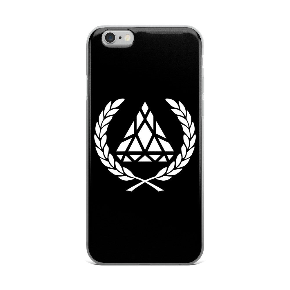 Set 4 Lyfe - CREST - iPhone 5/5s/Se, 6/6s, 6/6s Plus Case - Clothing Brand - Phone Cases - SET4LYFE Apparel