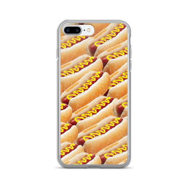 Set 4 Lyfe - HOT DOGS - iPhone 7/7 Plus Case - Clothing Brand - Phone Cases - SET4LYFE Apparel