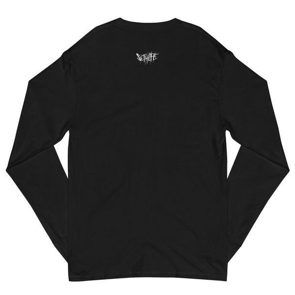 ZEN SAYAGATA LONG SLEEVE T x CHAMPION