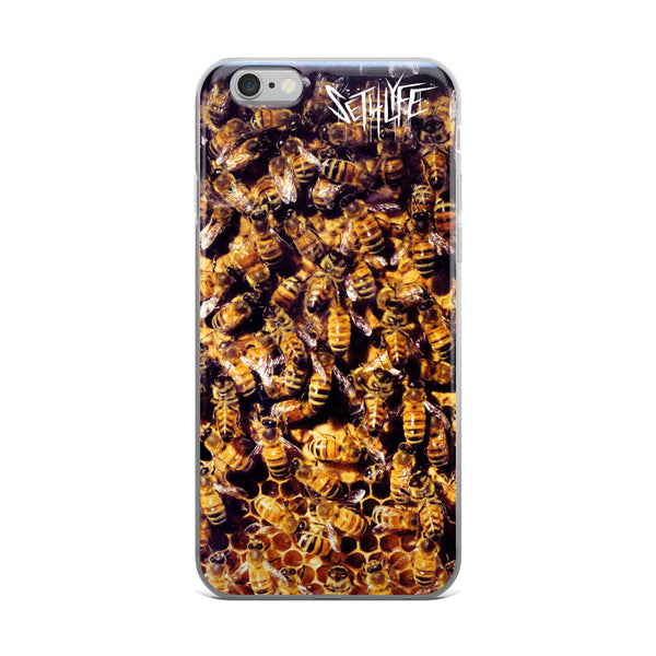 Set 4 Lyfe - BEES - iPhone 5/5s/Se, 6/6s, 6/6s Plus Case - Clothing Brand - Phone Cases - SET4LYFE Apparel