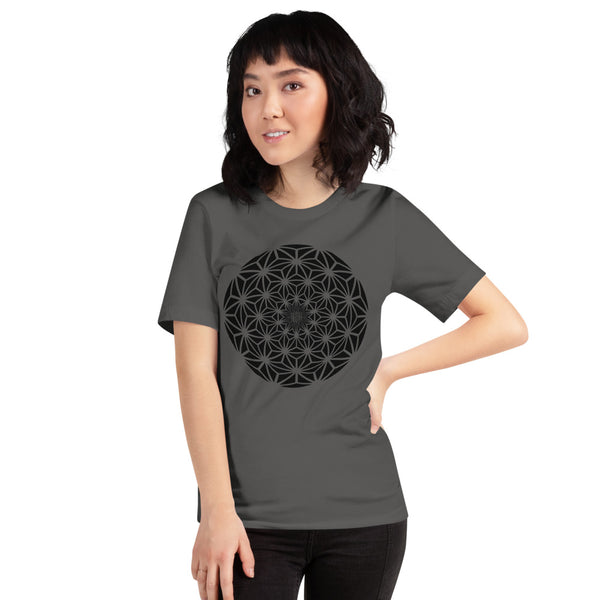 ASANOA SPHERE GRAPHIC T