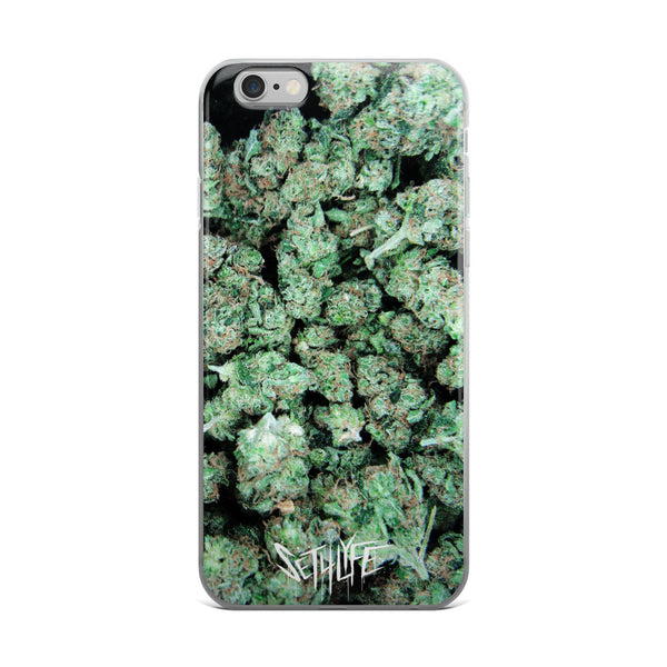 BUDS - iPhone 5/5s/Se, 6/6s, 6/6s Plus Case-Set 4 Lyfe Apparel