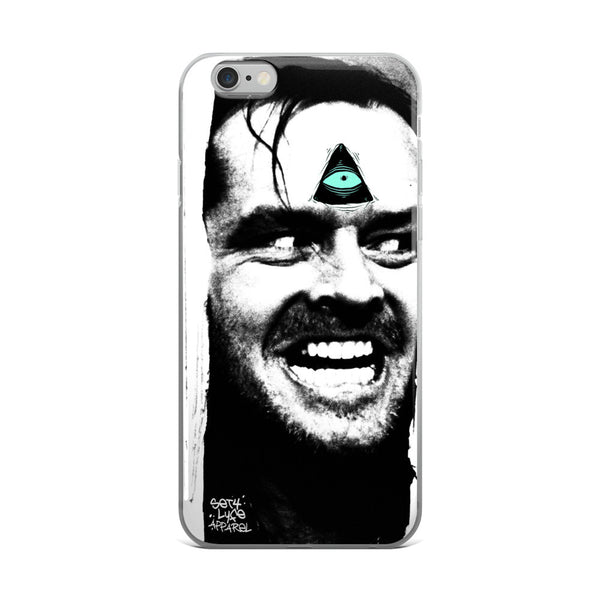 Set 4 Lyfe - JOHNNY - iPhone 5/5s/Se, 6/6s, 6/6s Plus Case - Clothing Brand - Phone Cases - SET4LYFE Apparel