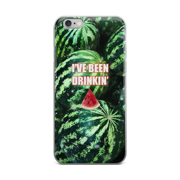 WATERMELON - iPhone 5/5s/Se, 6/6s, 6/6s Plus Case-Set 4 Lyfe Apparel