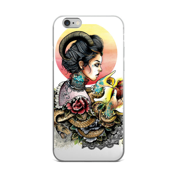Set 4 Lyfe / Gianna Phillips - MAIDEN - iPhone 5/5s/Se, 6/6s, 6/6s Plus Case - Clothing Brand - Phone Cases - SET4LYFE Apparel