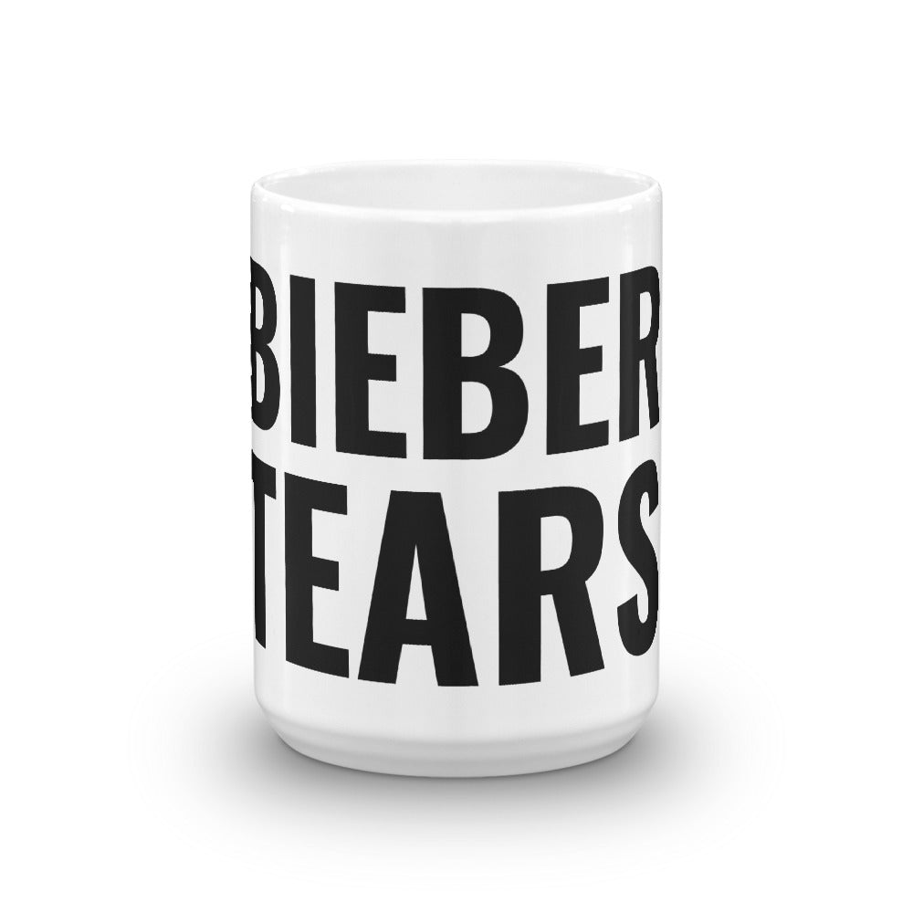 Set 4 Lyfe Apparel - Bieber Tears Mug - Clothing Brand - Mug - SET4LYFE Apparel