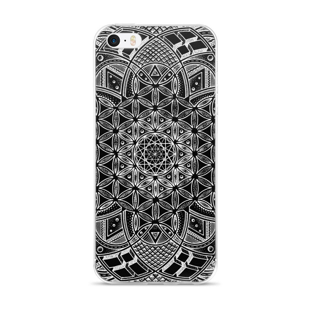 Set 4 Lyfe / Glenn Thomson - IMAGINATRIX - iPhone 5/5s/Se, 6/6s, 6/6s Plus Case - Clothing Brand - Phone Cases - SET4LYFE Apparel
