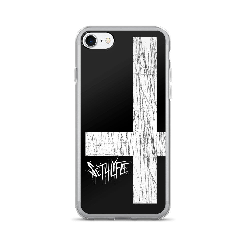 DARK CROSS - iPhone 7/7 Plus Case