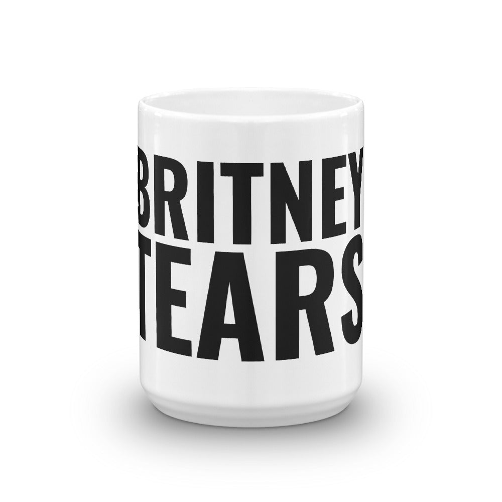 Set 4 Lyfe Apparel - Britney Tears Mug - Clothing Brand - Mug - SET4LYFE Apparel