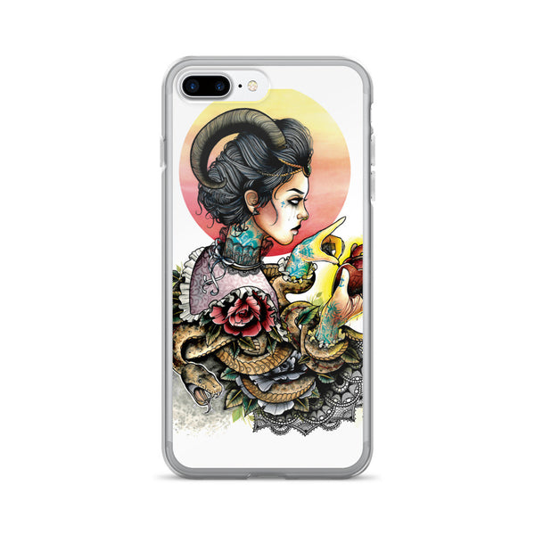 Set 4 Lyfe / Gianna Phillips - MAIDEN - iPhone 7/7 Plus Case - Clothing Brand - Phone Cases - SET4LYFE Apparel